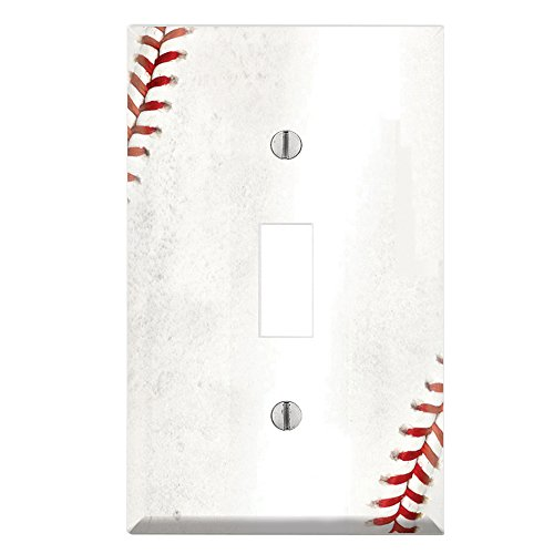 Decorative Single Toggle Light Switch Wall Plate Cover