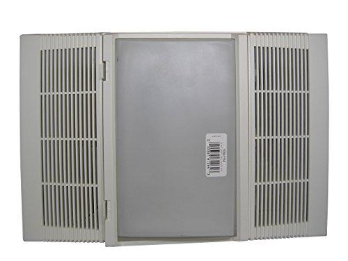 NuTone S89338000 Bathroom Fan Cover  Bulbs  Fittings Ideas