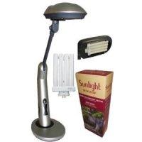 Lights of America 1147 150 Watt Sunlight Desk Lamp  Bulbs ...