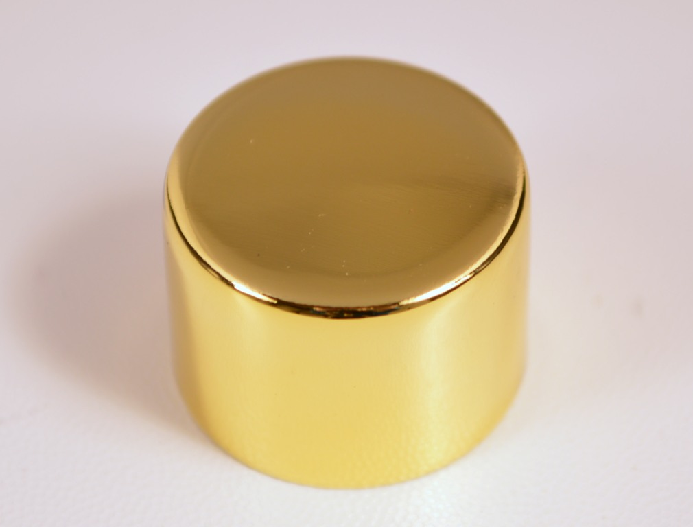 Polished Brass Replacement Dimmer Knob