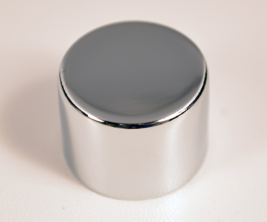 industrial kitchen cart white painted cabinets polished chrome replacement dimmer knob-