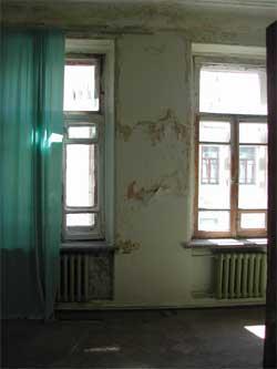 Комната, где жил Булгаков