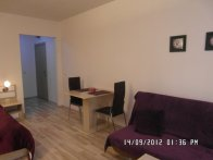 Wnętrze apartamentu fioletowego - widok 2