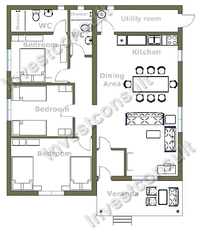 Sample House Plans 2 Home Design Ideas