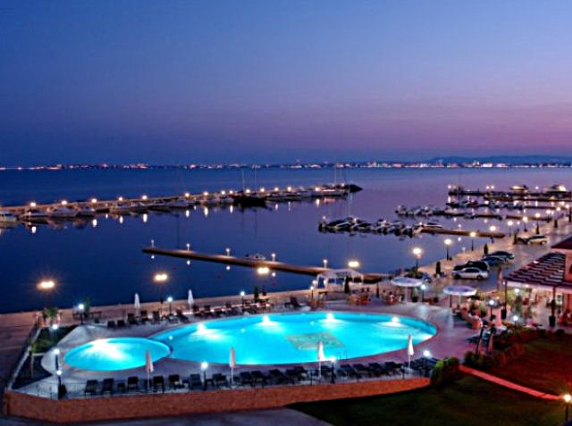 Marina Dinevi At Sveti Vlas Resort Is The 2008 Summer Hit