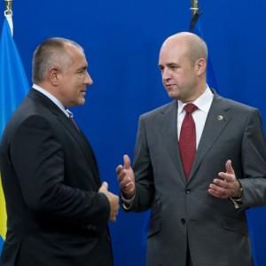 Българският премиер Бойко Борисов взе участие в среща на върха на Европейския съюз в Брюксел, която се проведе късно вечрта ден преди срещата си с Първанов. Целта на неформалното заседание беше формиране на обща позиция от лидерите на 27-те държави за предстоящата среща на Г-20, където ще се обсъжда икономическата криза. ФОТО:МС
