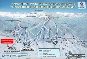 Има доста планове за разширяване на Боровец, които ще му донесат слава на планински курорт от световна класа. Един от тях бе