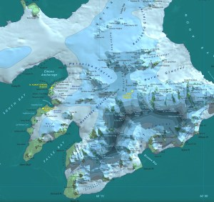 България на Антарктида - кликнете 2 пъти върху снимката за да видите!