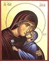 Българската православна църква отбелязва зачатието на Света Анна на 9 декември, а нейната смърт — на 25 юли.