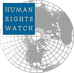 Human Rights Watch - Хюман Райтс Уоч е неправителствена организация, която си е поставила за цел да наблюдава спазването на човешките права. Създадена е през 1978 г. в Хелзинки със сегашно седалище в Ню Йорк. Днес Хюмън Райтс Уоч е най-голямата международна институция в тази сфера. На 2 юли 2005 г., Хюман Райтс Уоч дава под съд в щата Илиноис тогаващния министър на отбранат на САЩ - Доналд Ръмсфелд за неговото толериране на изтезанието в американските военни затвори. Това е първия път в историята на САЩ, когато е повдигнато обвинение срещу член на федералното правителство.