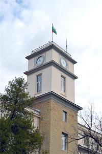 Kurdjali Clock