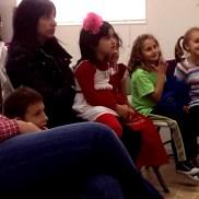 """Емоциите сред зрителите не бяха малко на откриването на новото Българско училище Лос Анджелис, Школа по Родолюбие """"Златната ябълка"""""""