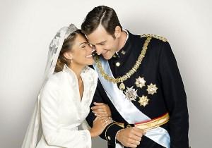 През 2004 г. Принц Фелипе се ожени за Летисия Ортис.