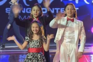 Българското детско трио Крисия, Ибрахим и Хасан спечелиха 2ро място на конкурса за детска песен на