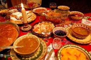 Бъдни Вечер е семеен празник, който носи със себе си много спомени и традиции.