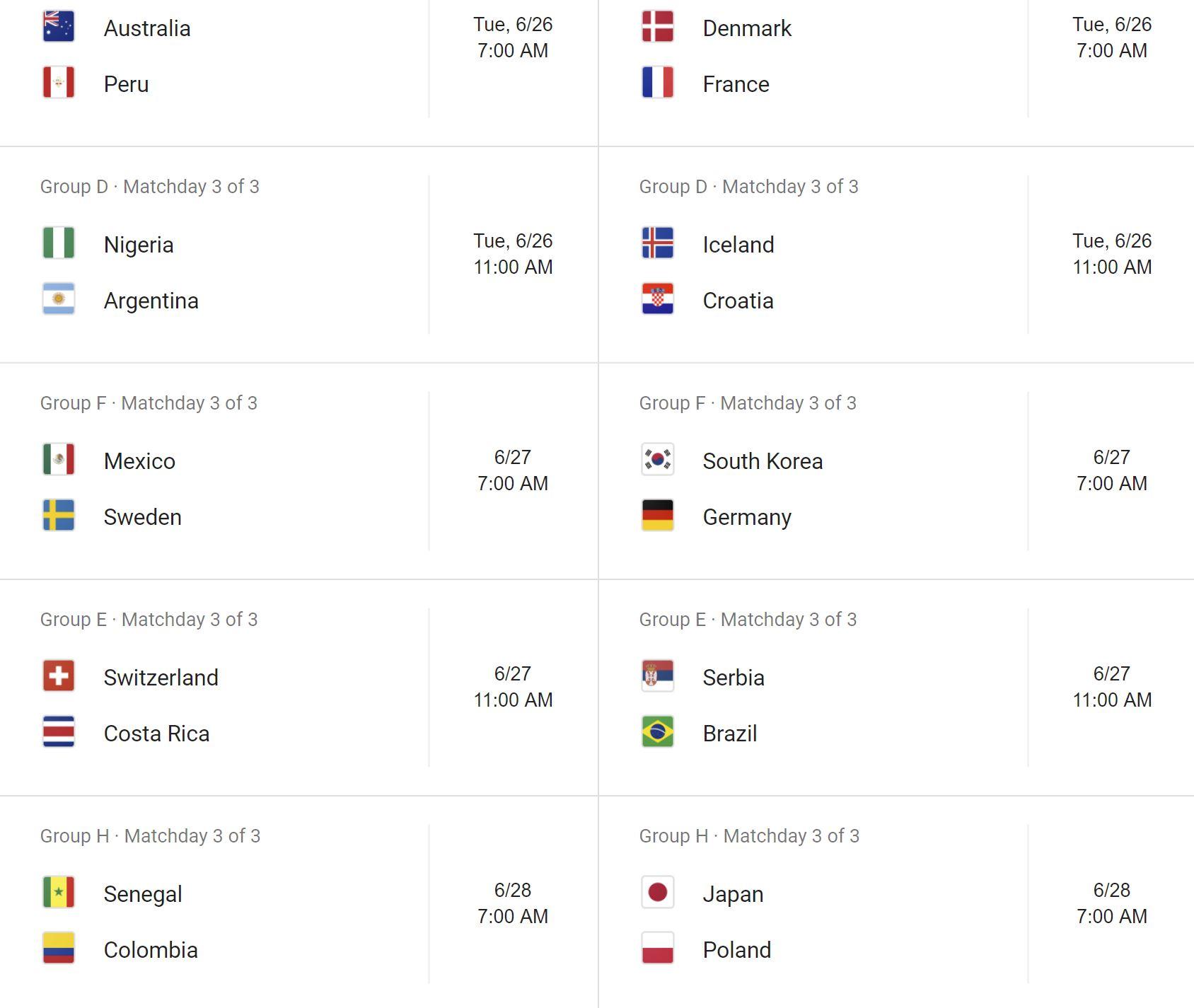 27ab87ebc2f СП 2018 Световното първенство по футбол 2018 – Всичко, Което Трябва ...