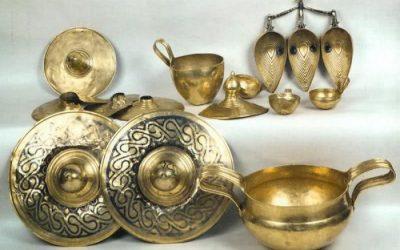 За най-старите съкровища от българските земи