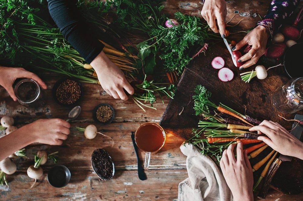 Кореноплодните – подцененото богатство на есента