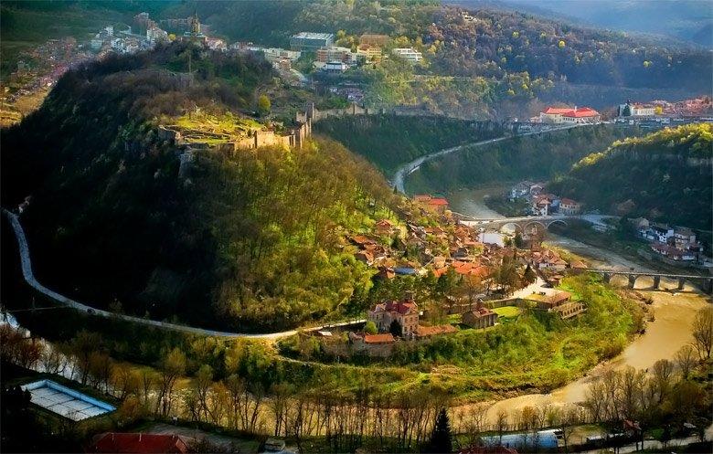 Велико Търново – свидетелства за непреходната красота на старопрестолния град