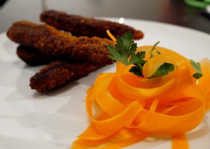 Наденички от лимец (вегетариански)