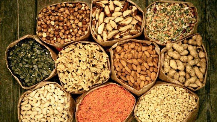 Активиране на ядки, семена и зърнени култури