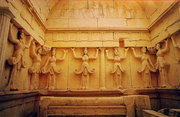 За вярата в безсмъртието на тракийските владетели