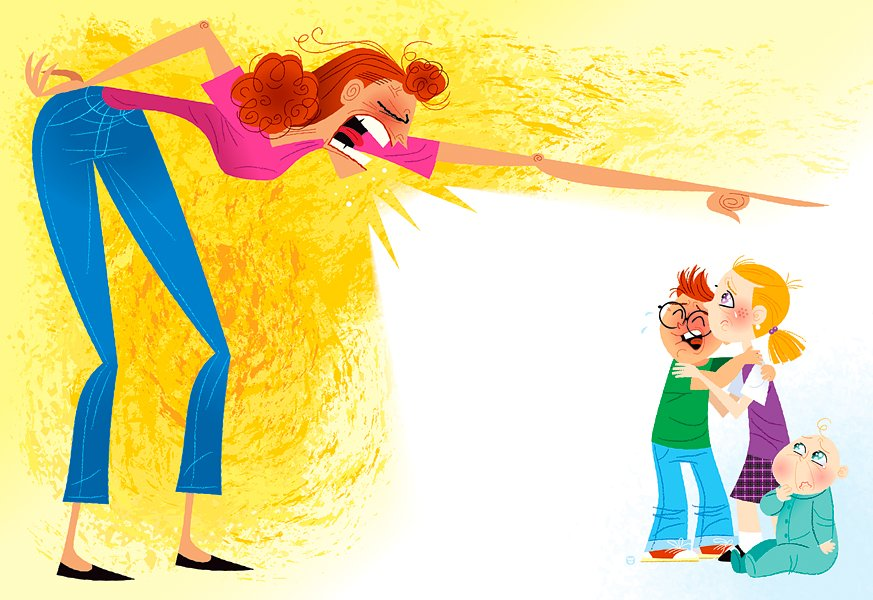 Ядосаната майка