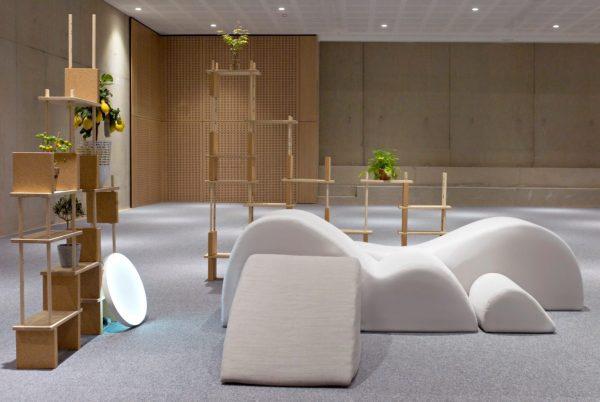 снимка: Nap Bar installation by Smarin
