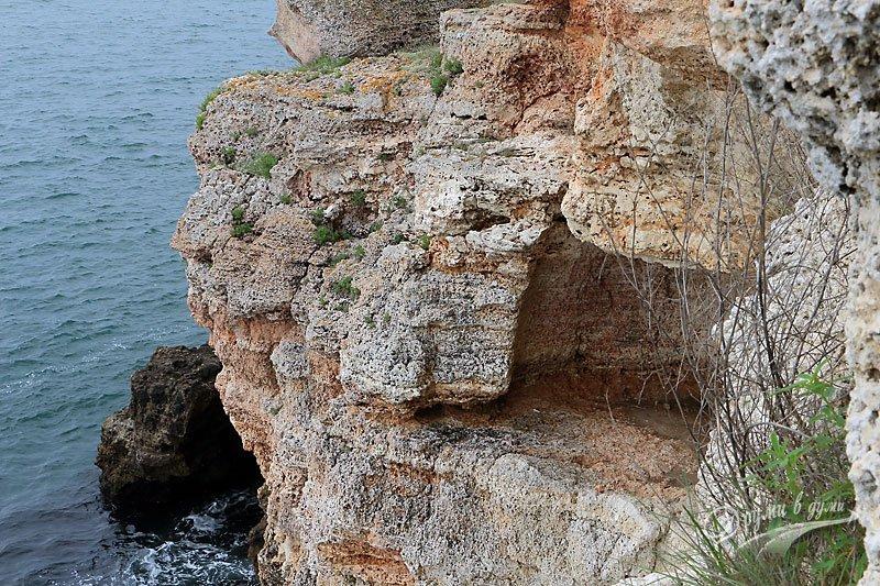 Яйлата – пещерите