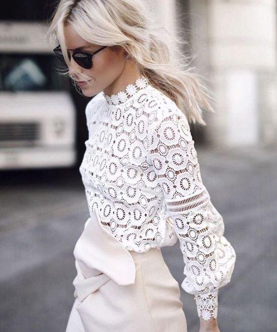 Еволюцията на белите ризи продължава и този сезон #Галерия