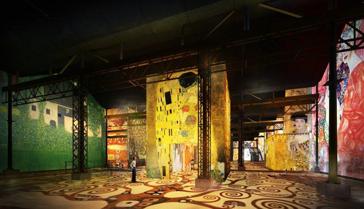 """Париж – стара леярна се """"събужда"""" за нов живот с дигитално изкуство"""