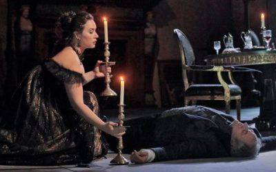 Поезията в Операта