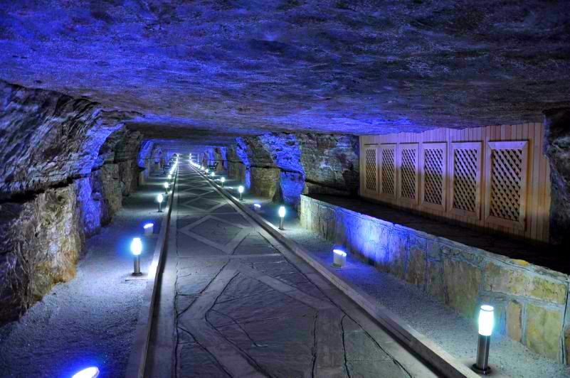 Nakhchivan's Duzdag – магическата солна пещера