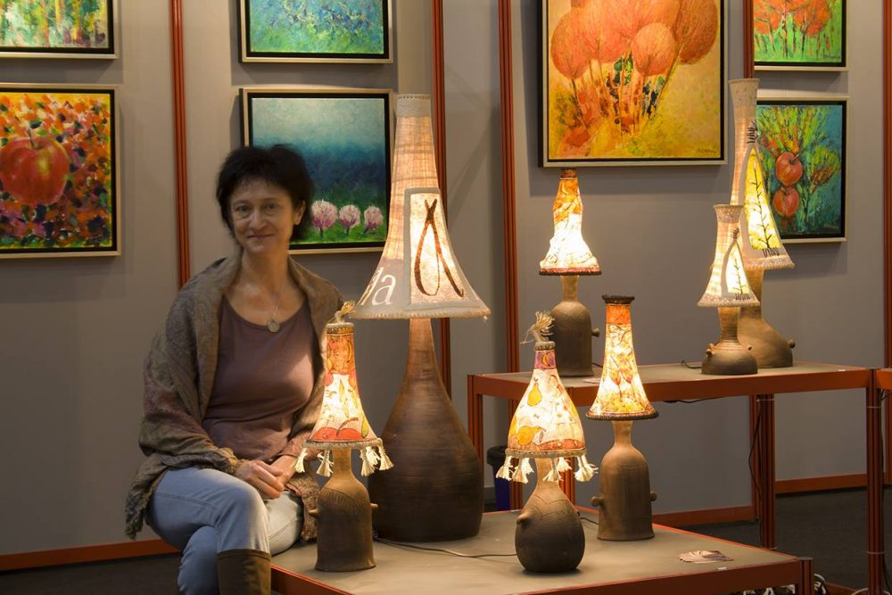 Изкуство и история в декоративни лампи