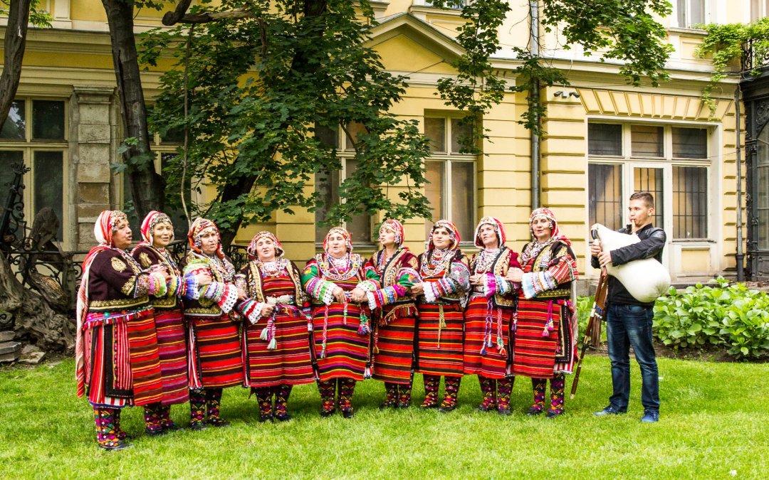 Песните на село Дряново