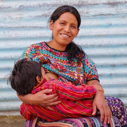Margarita / Гватемала снимка: Тина Бояджиева