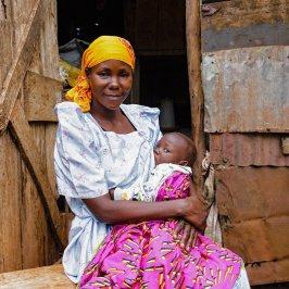 Procy / Уганда снимка: Тина Бояджиева