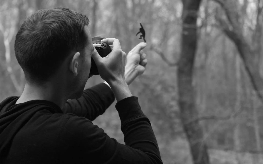 Фотограф без граници на въображението представя един различен свят