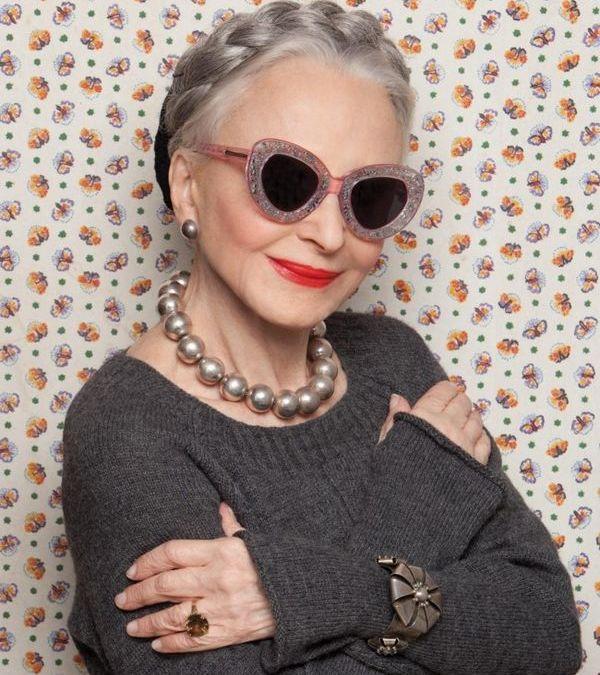 Джойс Карпати – да остаряваш красиво