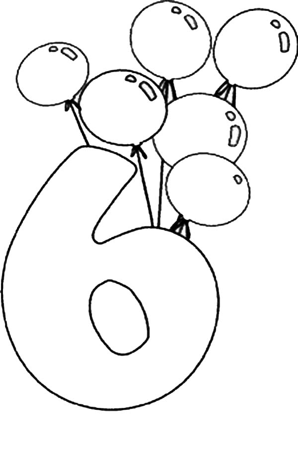 Gambar Coloring Pages Hats Home Balloons Party Hat