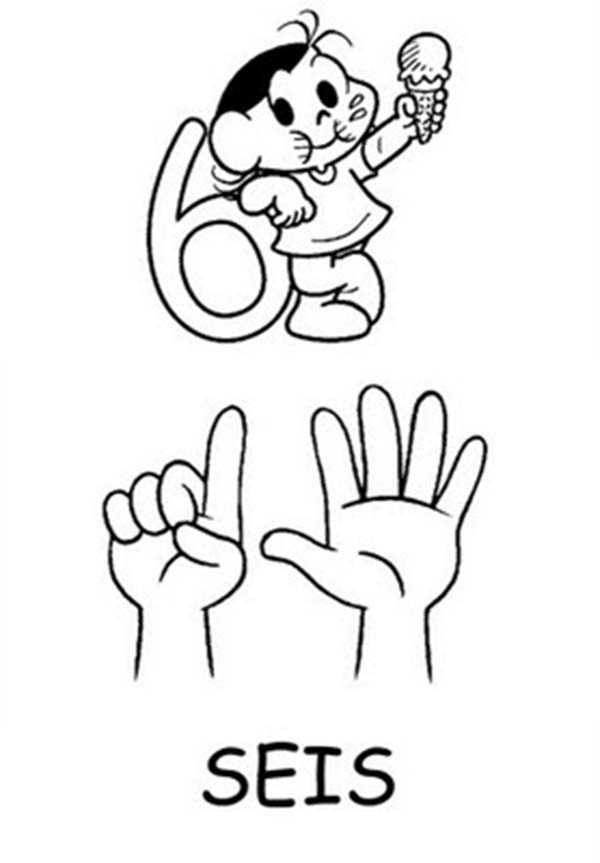 Free Five Finger Prayer Coloring Pages