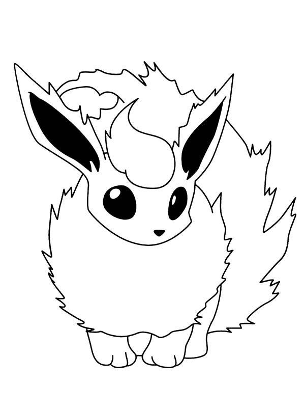 Every Fire Pokemon Coloring Page Coloring Pages