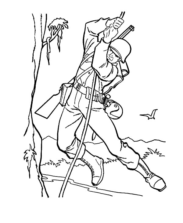 Coa Example Coloring Pages