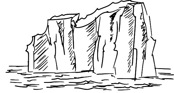 Blank Iceberg Diagram Iceberg1