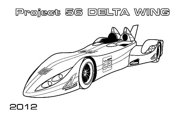 Jaguar Car Sheet M Coloring Pages