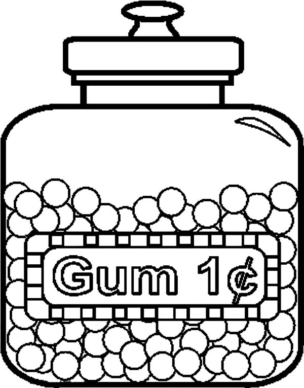 Coloring Pages Tip Jar Coloring Pages