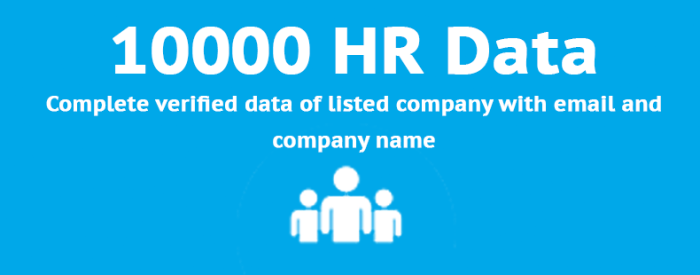 Indian HR email list