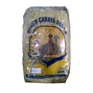 Bihun Cahaya Bulan (Rice Vermicelli) - 400 g x 10 pck x 1 bdl