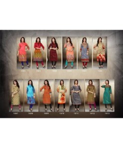 Rs 460 Piece - Koiki Holiday Stitched Kurti Wholesale catalog 13 pcs