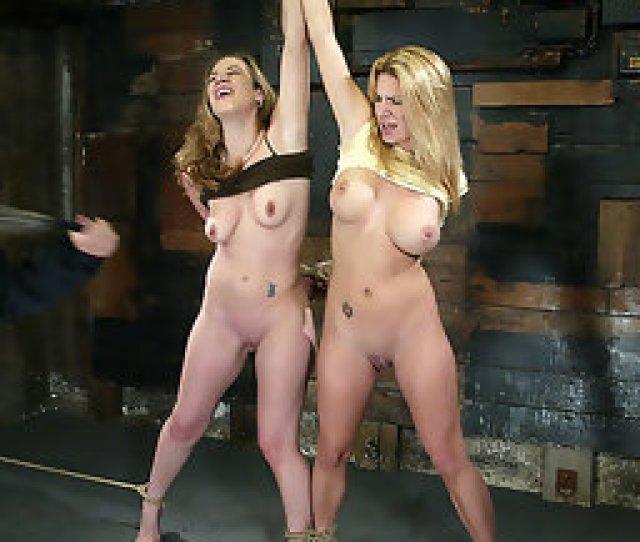 Women Tying Jenni Lee